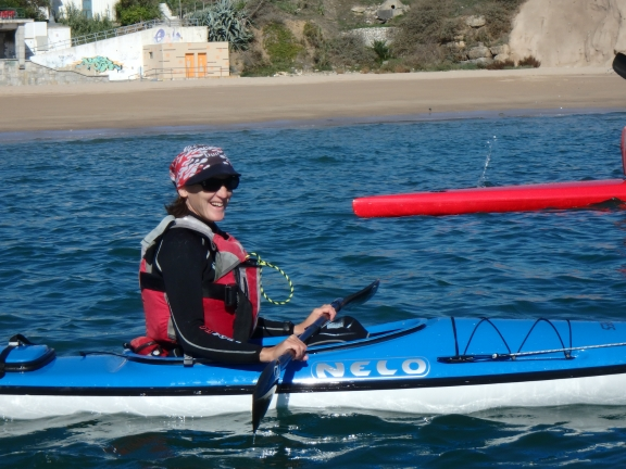 Learn Sea Kayaking, take a course!