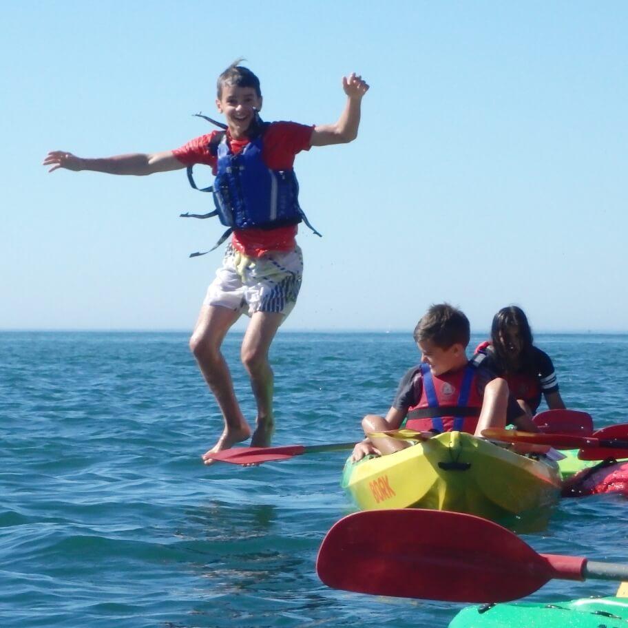 Kayak e SUP: o que eles preferem!