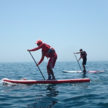 Learn stand up paddle, take a course