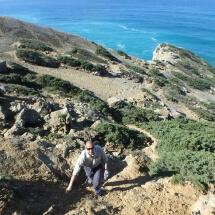 Camina por los senderos Dinosaurios hacia Cabo Espichel