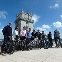 Lisbon Bike Tour: discover Lisbon main monuments riding a bike