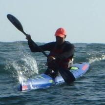 Experimente Surf ski
