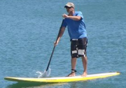 Enjoy paddleboard!