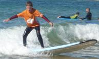 ¡Vamos a surfear!