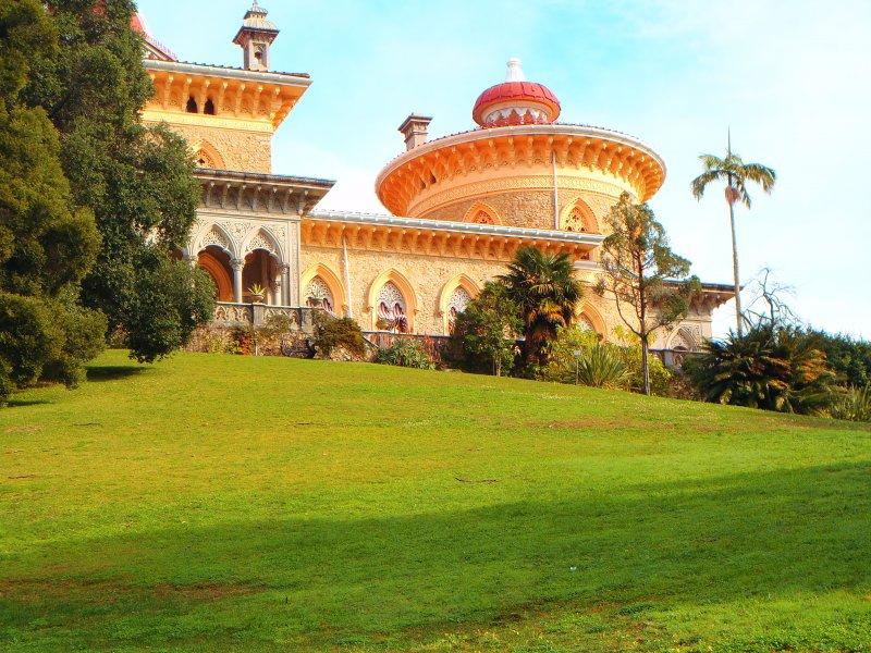 Monserrate palace