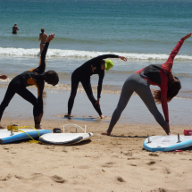 Improve your surfing skills, sign up for a surf camp