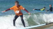 Aprenda surf connosco