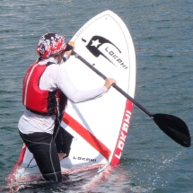 Leçon de Stand Up Paddle