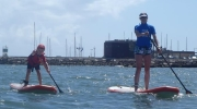 Experimente Stand Up Paddle