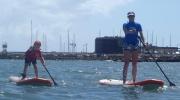 Découvrez le Stand Up Paddle