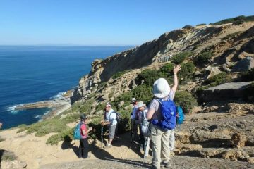 Coastal Hiking at Cape Espichel Trail