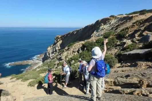 Coastal Hiking at Cape Espichel Trail