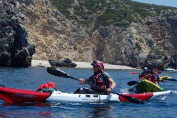 ¡Descubre Sesimbra en kayak!