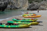 Descobre Sesimbra de Kayak