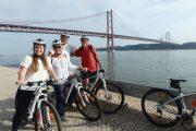 Découvrez Lisbonne en VTT!