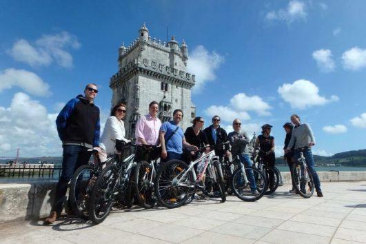 ¡Ven a descubrir Lisboa en bicicleta!