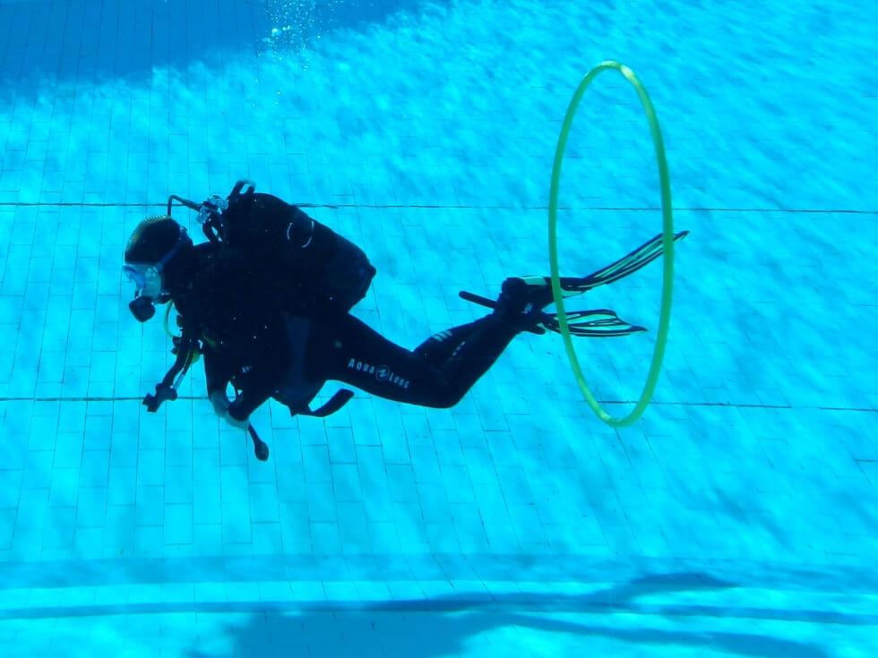 Diving camp, dive all week