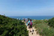 5 dias de caminhada, à descoberta de Lisboa e Sintra!