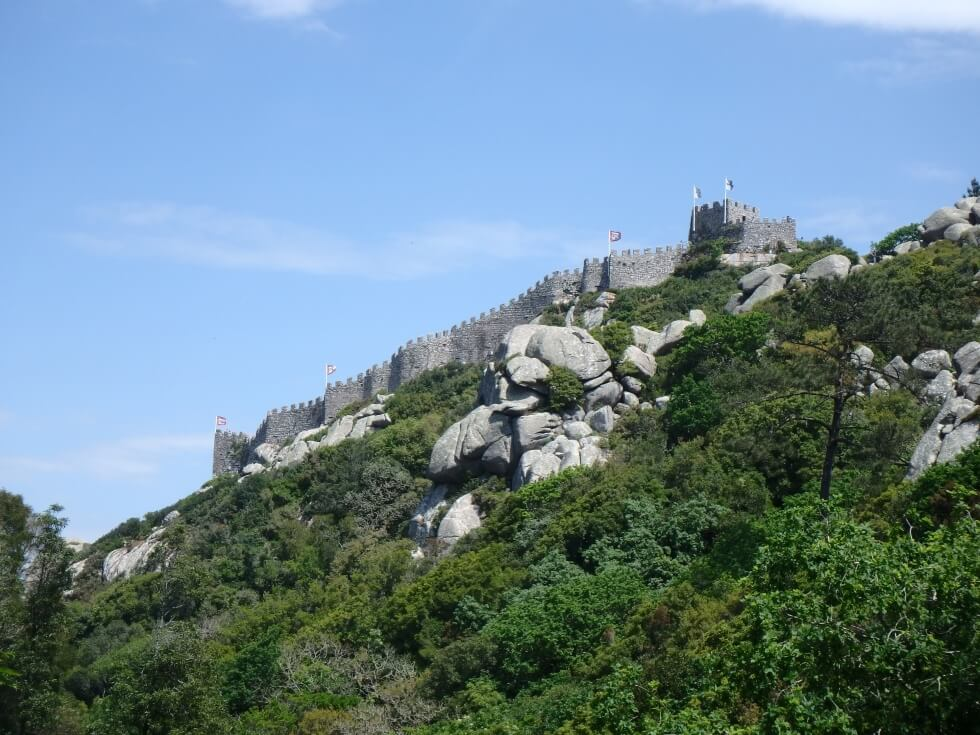 Lisbon and Sintra hiking: must do hiking trip in Portugal