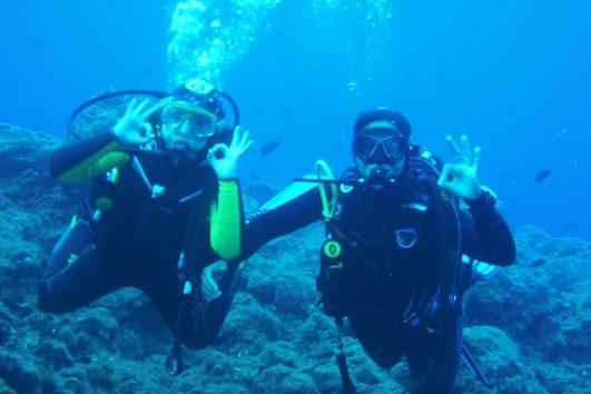 Open Water Diver Course junior