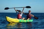Oeiras en Kayak, le meilleur moyen de découvrir la côte de Lisbonne