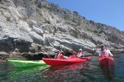 Learn sea kayak, take a sea kayak course