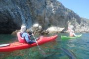 Learn seakayak, take a sea kayak essentials course