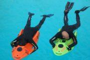 Dá às barbatanas na tua prancha seaview e descobre o mundo subaquático!