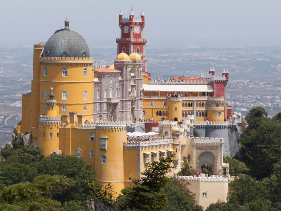 Discover the magic of Sintra through this historic hike