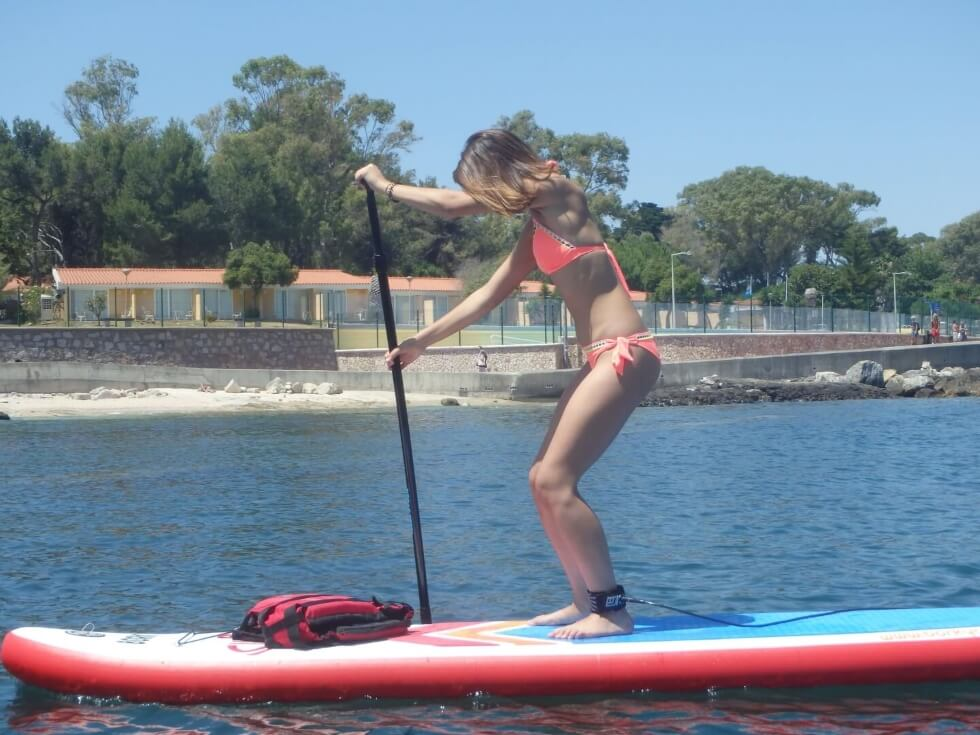 Discover Stand Up Paddle near Lisbon!