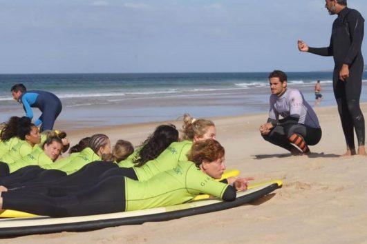 ¡Descubre el surf, toma una clase de surf!