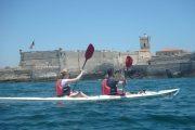Découvrez le surfski à Lisbonne