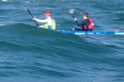 Learn surfski, take a certified course