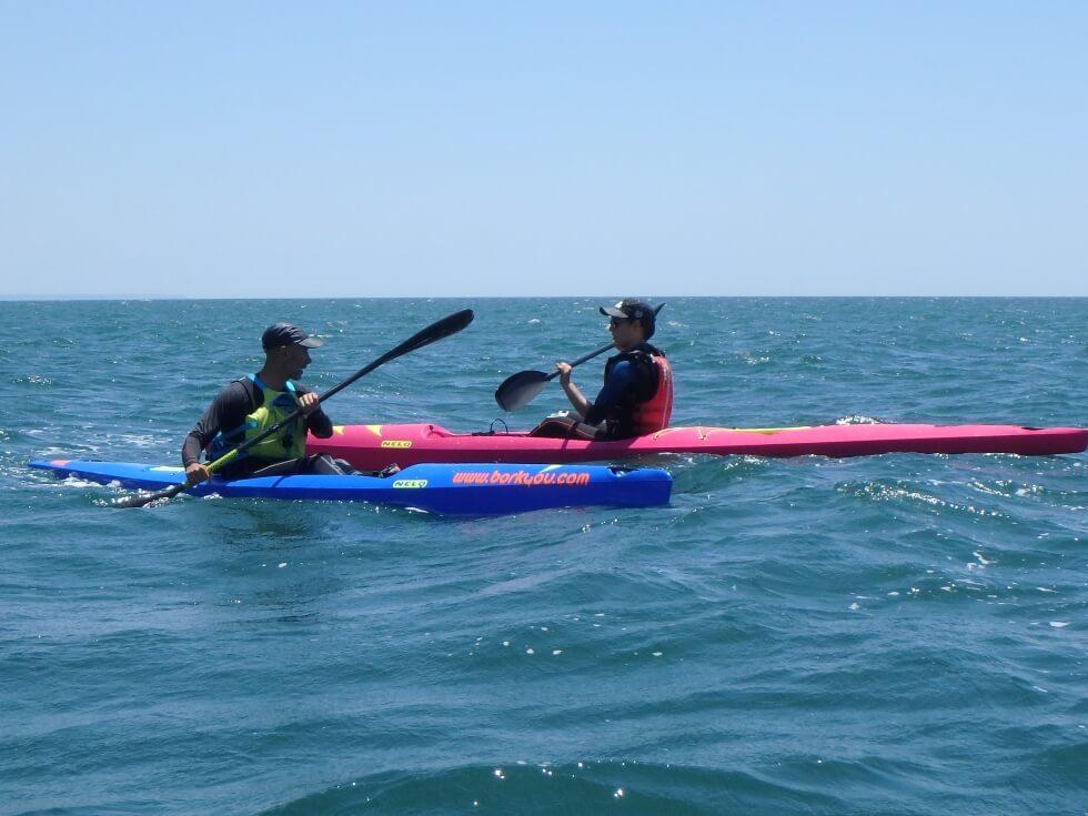 Aprende surfski, toma un curso certificado por la American Canoe Association