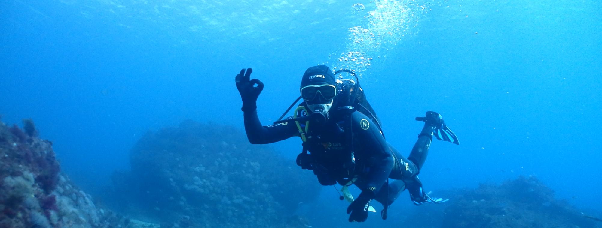 Dive PADI Course