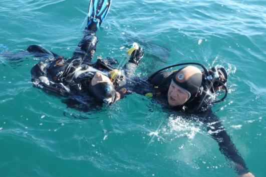 Rescue Diver PADI Course