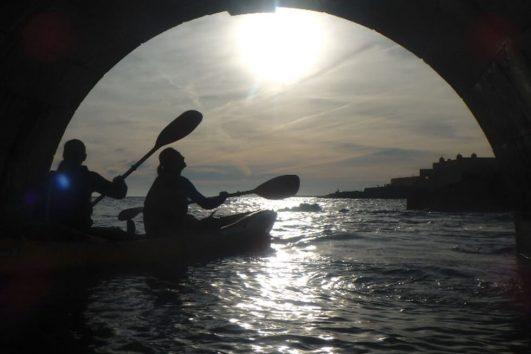 Dia de San Valentín Kayak Tour