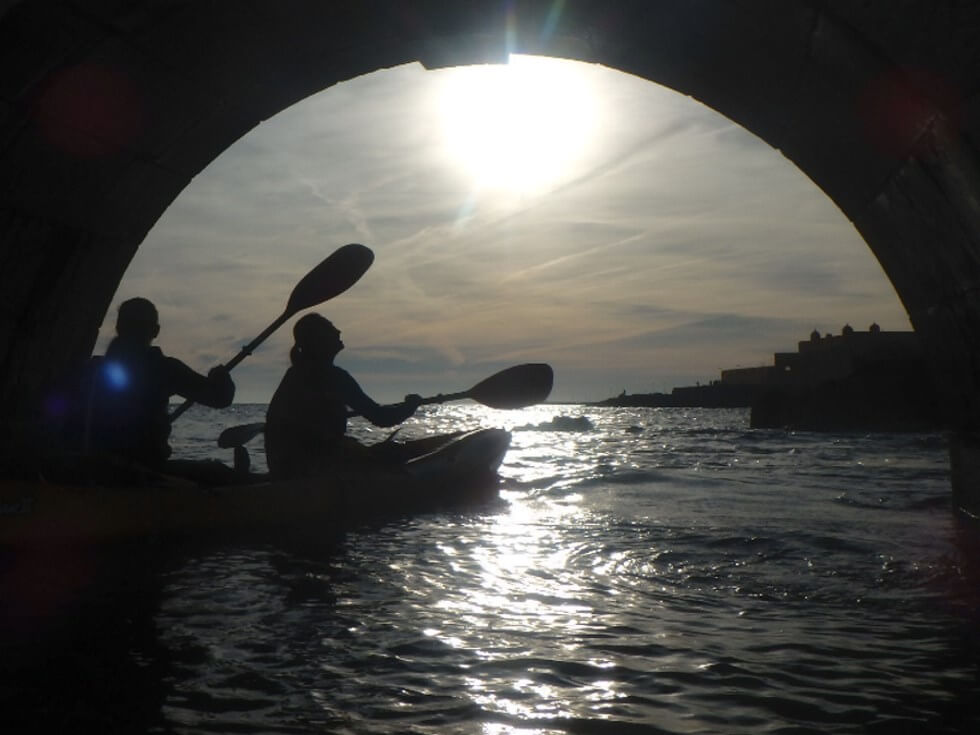 Valentine's Day Kayak Tour